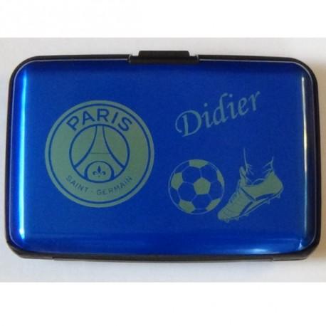 Porte-cartes sécurisé (protection RFID)